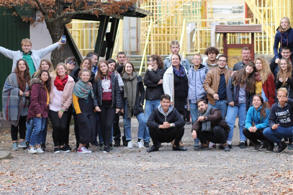Flowers, bees and other Taboos in SexEd – Youth Exchange in Sástó, Hungary — 22-30th October 2018